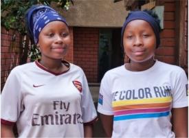 Tvillingsøstre med muligheter